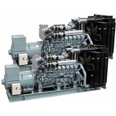 Дизельная электростанция CTM M.1900x2