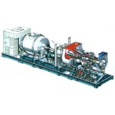 Газовая турбина GE 5500