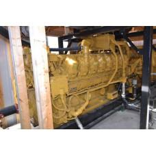 Газовый генератор Caterpillar G3516 б/у
