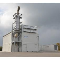 Газовый генератор MWM 4000 б/у