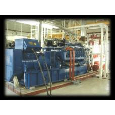Газовый генератор MWM 1200 б/у