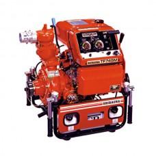 Пожарная мотопомпа Shibaura TF745MH-A