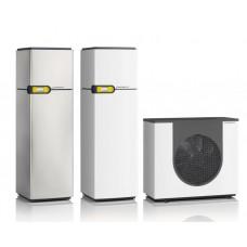Воздушный тепловой насос WATERKOTTE EcoTouch Ai1 Air 5011.5 Power Inverter Silver