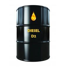 Дизельное топливо D2